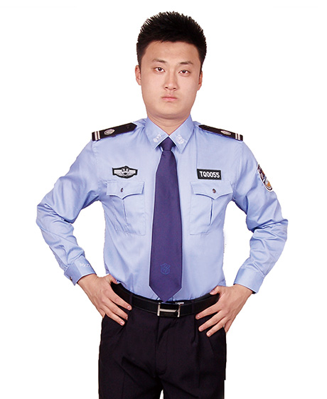 保安服衬衫