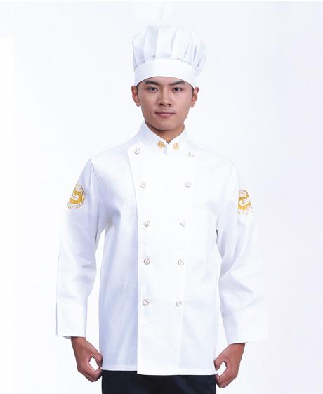 秋季厨师服